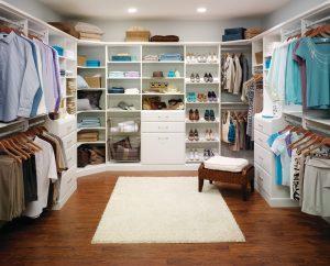 Custom Closet Design Organization Shelving and Storage Garage Beautiful Customer Closet